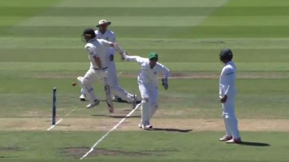 NZ coach bags laws after bizarre run out