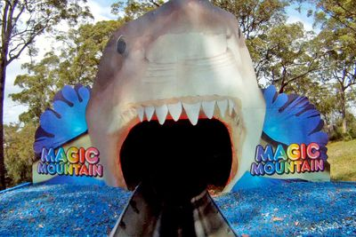 6. Magic Mountain, Merimbula, New South Wales