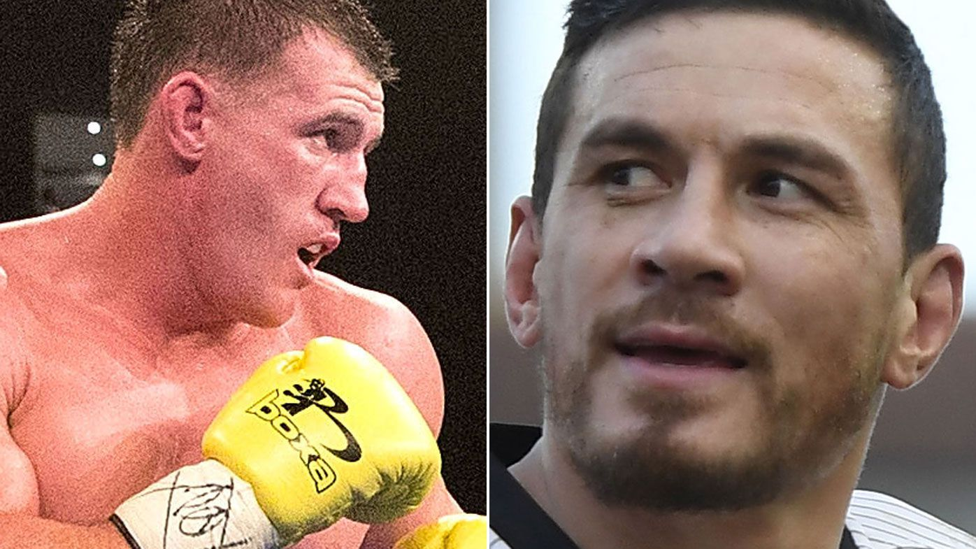 EXCLUSIVE: What Paul Gallen really thinks of touted fight rival Sonny Bill Williams
