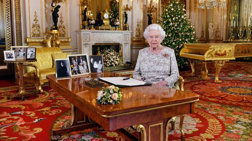 The Queen has joked about how busy her duties as a grandmother have kept her and has also warned about the darker side of religious faith during a wide-ranging Christmas Day message.
