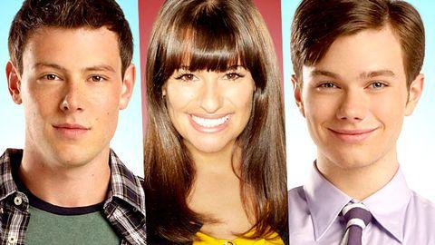 Confirmed: Rachel, Finn and Kurt out of Glee!