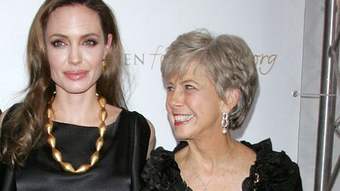 Angelina 'furious' as Brad's mum buys her tomboy daughter Shiloh girly clothes