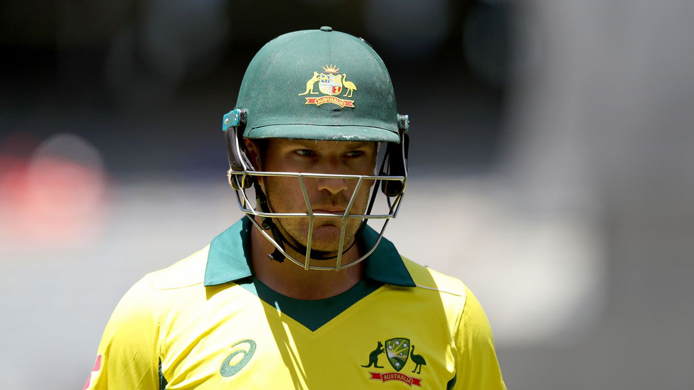 Taylor urges selectors to stick with Finch as World Cup looms