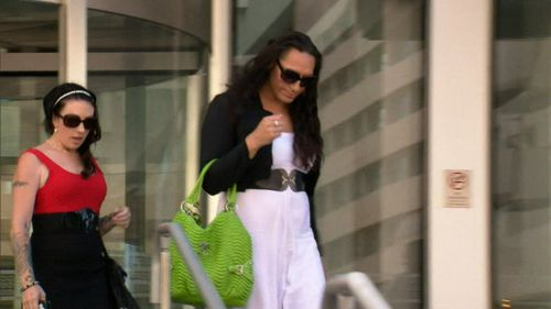 Defence counsel Simon Freitag had argued Palmer was not criminally negligent because she never knew she had the virus.