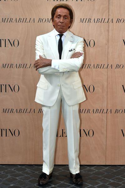 <p>Valentino Garavani</p>