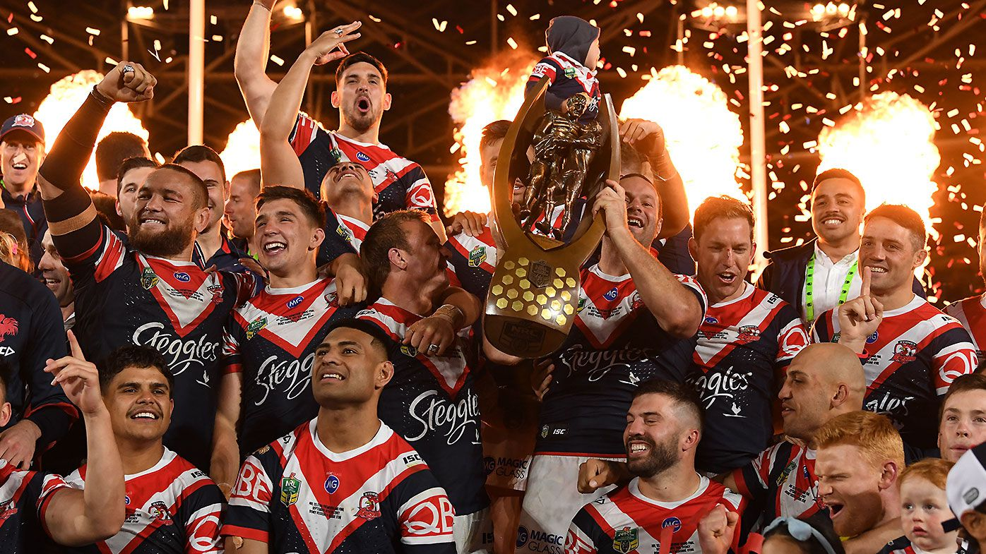 NRL reaches agreement with broadcasters Nine and Fox Sports for 20-round season