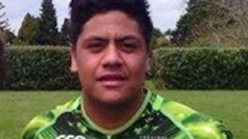 NZ Warriors mourn death of under-20s player Tala Mailei