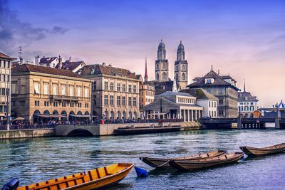 5. Zurich, Switzerland