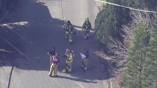 Two men injured after ammonia leak in Sydney's southwest