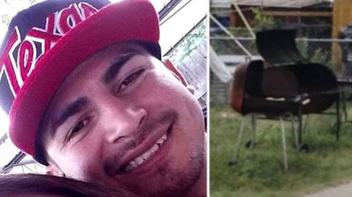 Victim Jose Luis Menchaca whose dismembered remains were found on the barbecue in San Antonio, Texas. (Photos: Supplied).