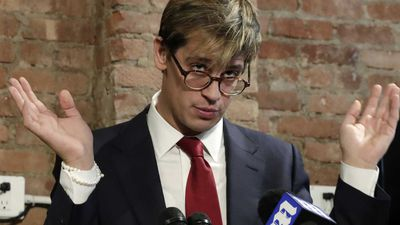 'Outrage troll' Milo Yiannopoulous banned by WA government