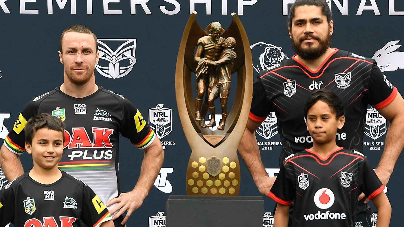 Panthers vs Warriors