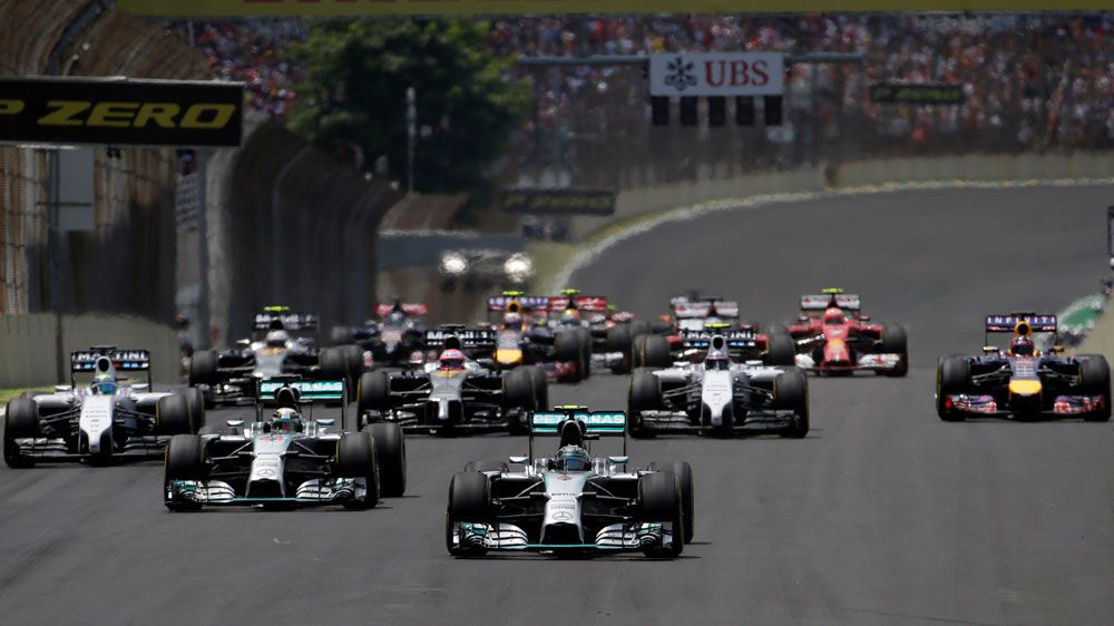 The new F1 chief has identified the US as a growth area. (AAP)