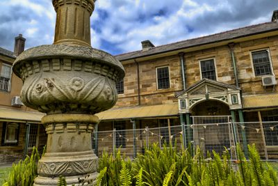 <strong>Tarban Creek Asylum in Gladesville, New South Wales</strong>