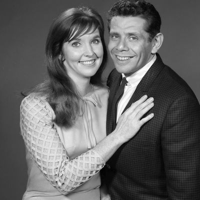 Anne Meara and Jerry Stiller: 1966