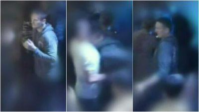 Teacher's nose broken by thug on dance floor