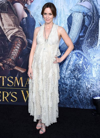 """""""As their stylist, I usually know they're expecting before everyone else, so any discussion we have in the beginning is usually how to fashionably hide the bump until they're ready to announce,"""" Emily Blunt's stylist Jessica Paster told <em>Fashionista</em>."""