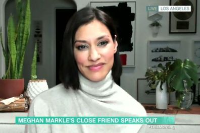 Janina Gavankar says she has known the duchess for 17 years and there is more to come.