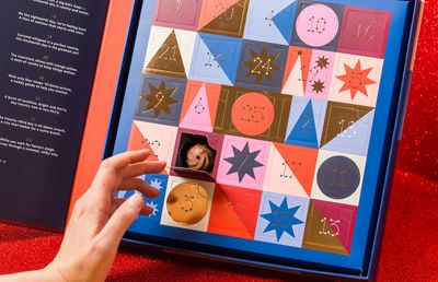 All Star Advent Calendar, Koko Black
