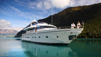 Pacific Jemm luxury yacht