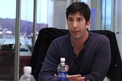David Schwimmer has kept a pretty low profile since the end of <i>Friends</i>. He's directed two features, but kept his TV guest-starring to a strict minimum. In this appearance, he got the customary <i>Entourage</i> treatment, which means he played an arrogant, self-absorbed, misogynistic version of himself. And he did an excellent job, but to be honest, it was kinda hard to watch Ross acting like such an a-hole.