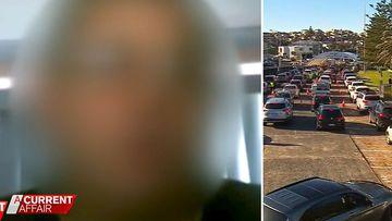 Sydney driver claims 'he's not patient zero'