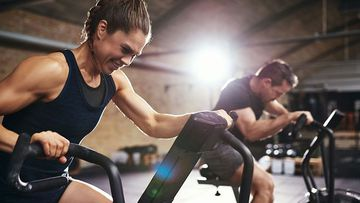 Gyms will look a little different once reopened during the coronavirus pandemic.
