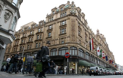 Lawyer for woman who blew $30m at Harrods says 'spending money is no crime'