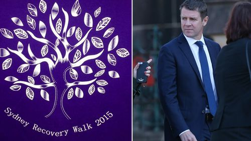 Premier Mike Baird to march with 1000 recovering drug addicts in Sydney