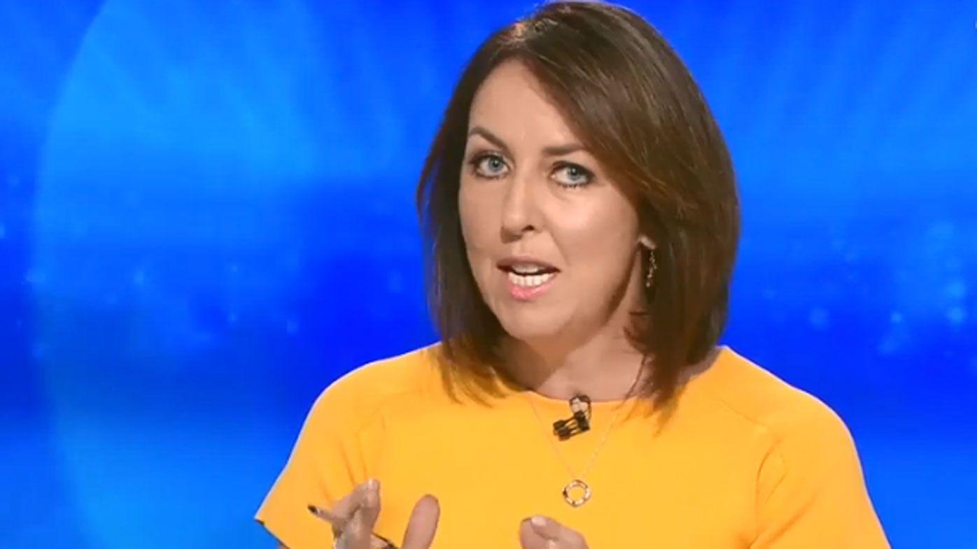 Liz Ellis slams Leigh Montagna over Barry Hall's on-air comments