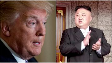 Tom Steinfort: Egos at war as Trump and Kim Jong-un take world to the brink