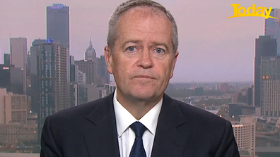 Bill Shorten said its time for the Federal Government to ask whether Australia's rollout is doing something wrong.