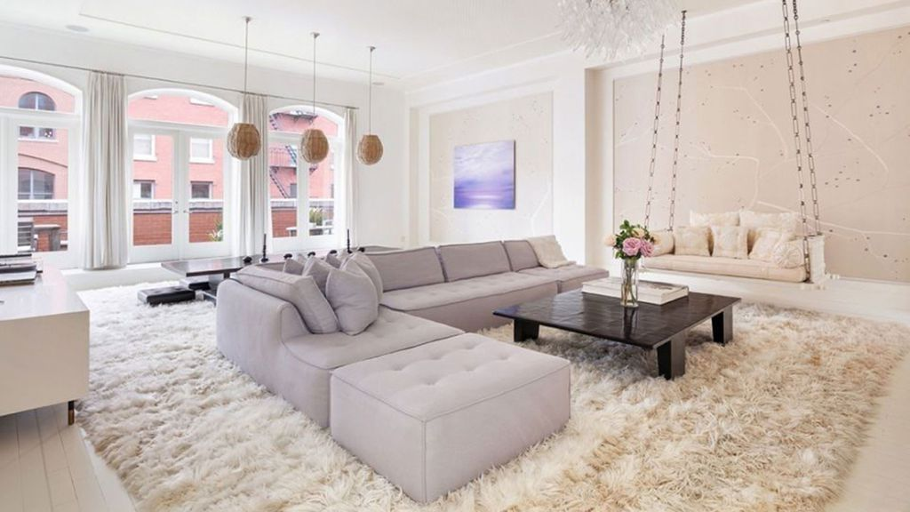 The top 10 celebrity living rooms