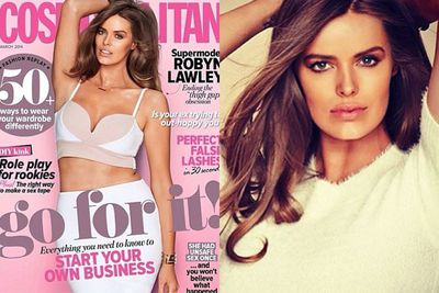 Just incase that wasn't enough, she also took out the coveted <i>Cosmopolitan</i> Fun, Fearless Female Rising Star Award in 2011. <br/>
