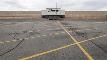 JC Penney, one of America's most famous retailers, has declared bankruptcy.
