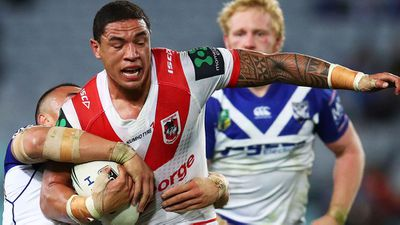 <p><strong>13. Tyson Frizell</strong></p> <p><strong>Origins: 2</strong></p>