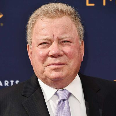 William Shatner as Stan Fields: Now
