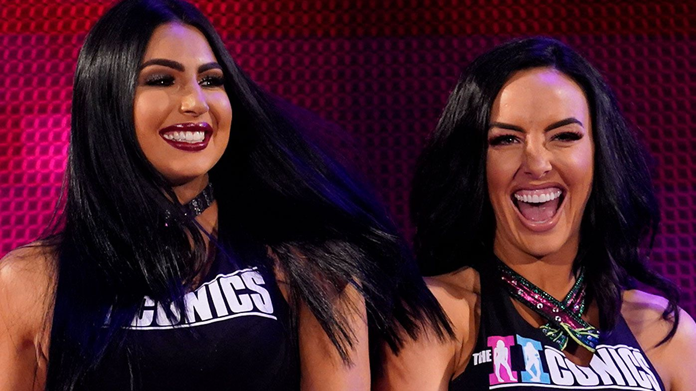 How Billie Kay and Peyton Royce went from sleeping on floors to WWE stardom