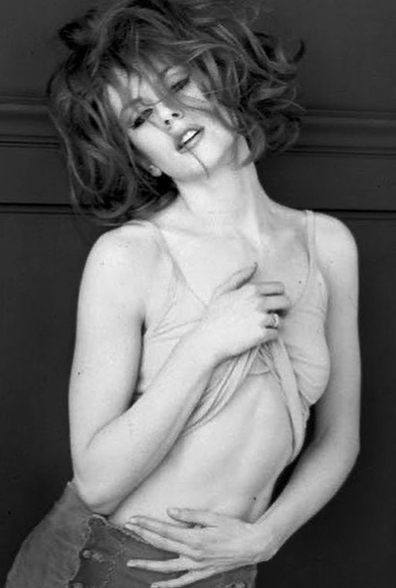 Nicole Kidman for Herb Ritts, 1999