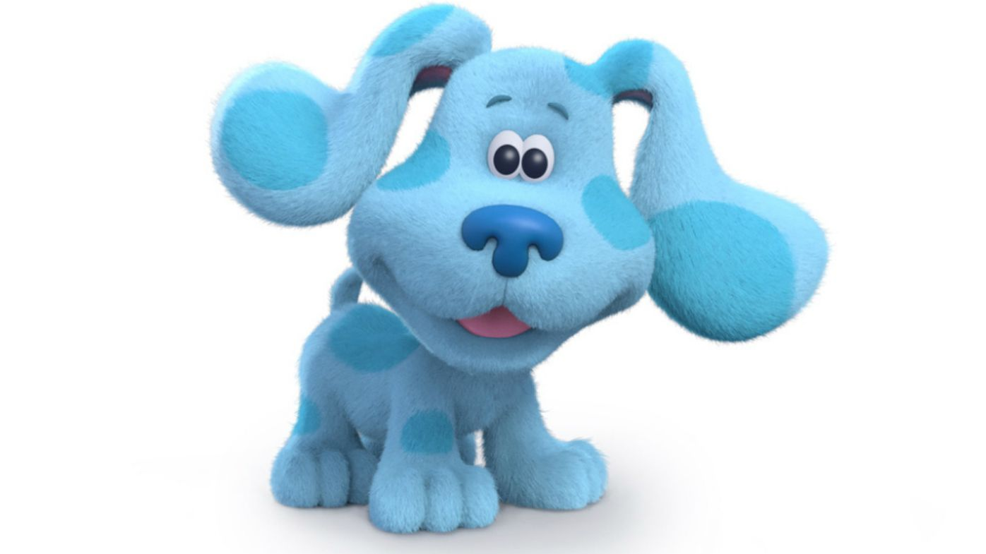 You could be the next host of Blue's Clues