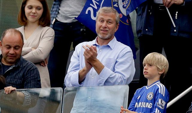 Billionaire Roman Abramovich is owner of the Chelsea English Premier League football club. (Photo: AP),
