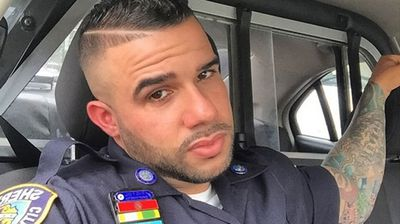 "Media exposure has prompted Playgirl to offer Pimentel, who is a sheriff's deputy, a years' salary if he will pose naked for the magazine. <p></p><p> The officer appears to be chuffed by all the attention, posting this message on Instagram: </p><p> ""I'm at a loss for words! Thank you everyone for all the love and support! Its a great feeling to be able to represent my Latin community and my DOMINICANOS in a positive light and will continue to do so!"" </p><p> Click through to see the many others found too sexy for their situations. </p><p> </p>"