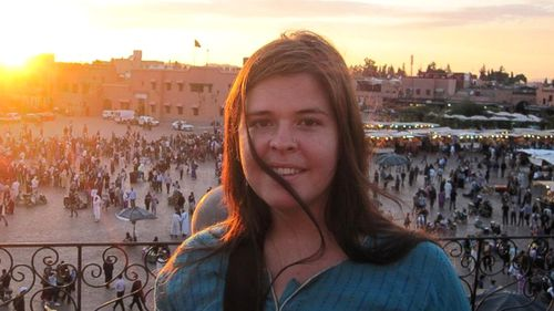 Kayla Mueller was abducted in August 2013 after leaving a hospital in the Syrian city of Aleppo