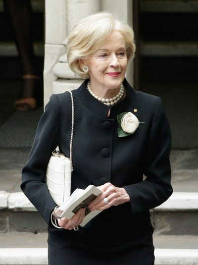<p>Former Governor General of Australia Quentin Bryce, 74, knows the value of a well-tailored suit and dressing with forethought for every occasion.&nbsp;</p>