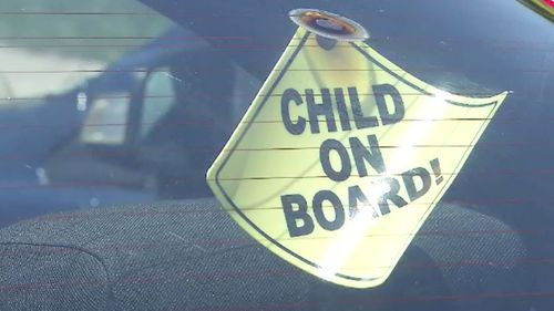 A Sydney mother has been charged after allegedly leaving her two children in a hot car for over an hour