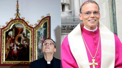 Franz-Peter Tebartz-van Elst, the bishop of Limburg. (AAP/Christliches Medienmagazi)