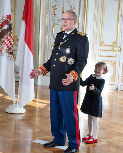 Monaco celebrates National Day, November 2020