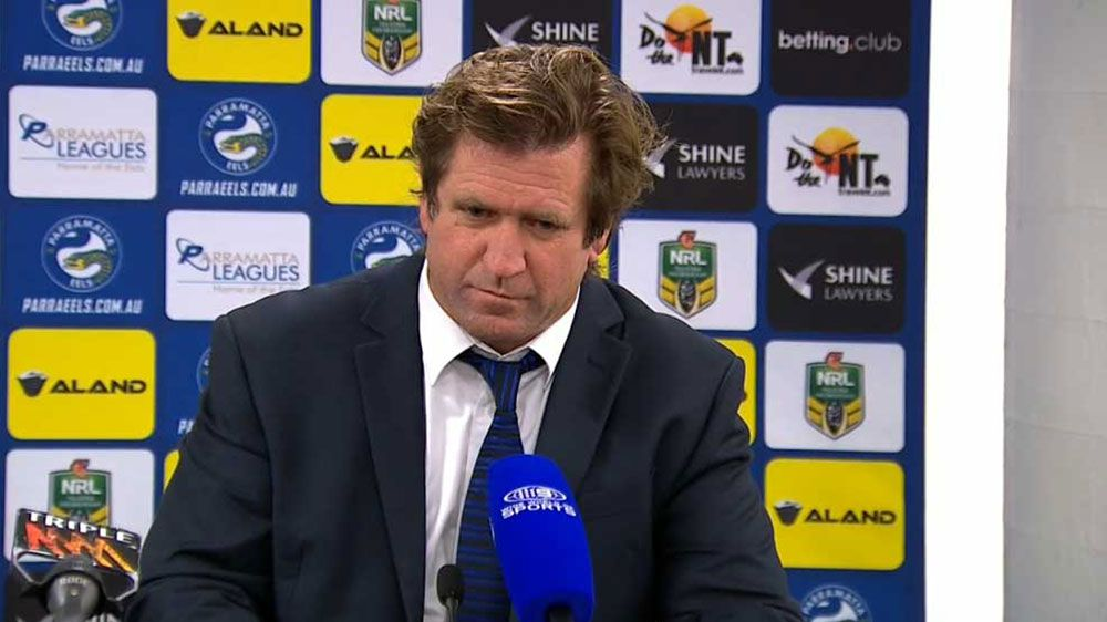 Ref got golden point call wrong according to Bulldogs coach Des Hasler