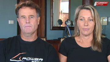 Shocking reason couple told tickets worthless at airport gate