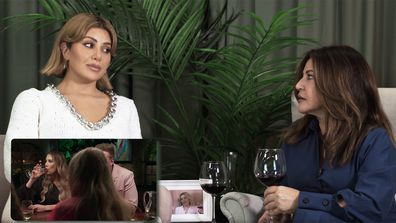 Martha Kalifatidis, MAFS 2021, Martha's Red Wine Moment
